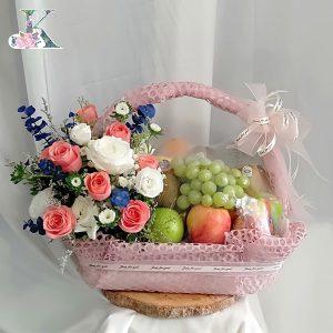 Giỏ trái cây nhập khẩu 12