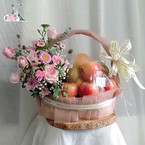 Giỏ trái cây nhập khẩu 08