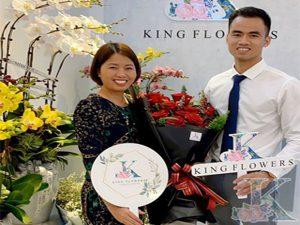Kingflowers shop hoa tươi uy tín chất lượng