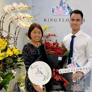 khách hang vip kingflowers